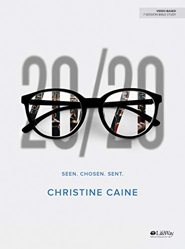 20/20 - Bible Study Book: Seen. Chosen. Sent