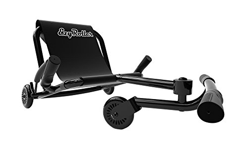 Ezyroller Scooter RideOn - New Twist On A Classic - Black