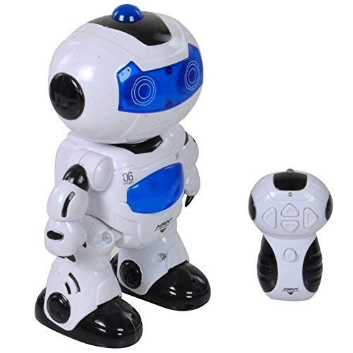 Myric Remote Control Electric Robot Dancing Toy for Kids (Assorted Colors)