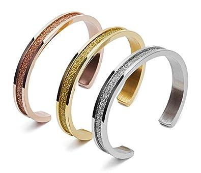 f498303668d3b Yantra Paris - Trio Queen - Bracelet scintillant pour élastique à cheveux - Bijou  pour femmes
