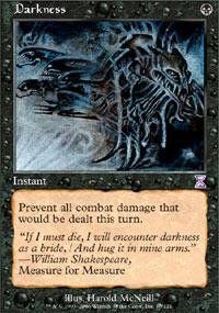 Magic: the Gathering - Darkness - Timeshifted