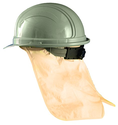 Occunomix 971-KHK Hard Hat Neck Shade, (Khaki Shade)