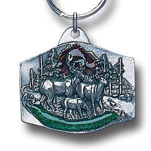 Key Ring - Deer Family