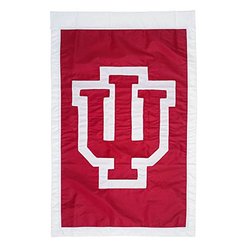 picture of NCAA Vertical Flag NCAA Team: Indiana