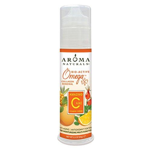 Aroma Naturals, Vitamin C Creme, 3.3 Ounce