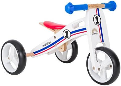 Bikestar - Bicicleta de Madera para niños a Partir de 18 Meses | 7 ...