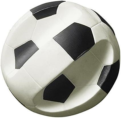 Gor Mascotas Vinilo Super Soccer Squeaky Pelota de Juguete para ...