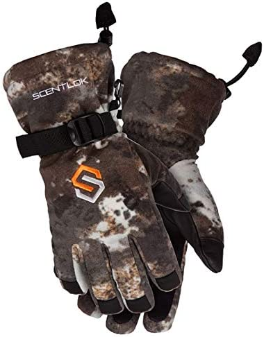 Large Fortress Glove TT O2 Blocker Outdoors ScentLok Technologies