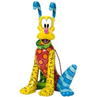 Official Disney Britto Colourful Pluto Character Collectors Figurine Ornament