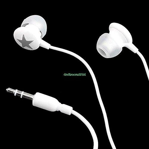 YCDC Universal 3.5mm Star In-ear Earphone Headset For Blackberry 9700 9500 9000 8500