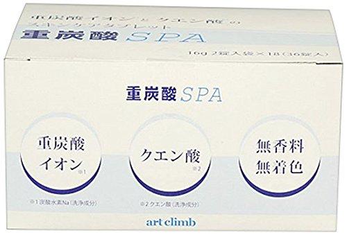 重炭酸SPA