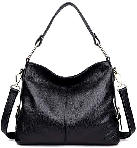 JeHouze Fashion Handbag Bag tote Black Hobo Women Crossbody Purse Shoulder rHdrxtq