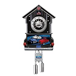 Cuckoo Clock: Ford F-Series Cuckoo Clock by The Bradford Exchange