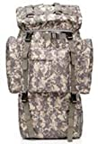 CC-JJ - Large Capacity 65L Man Tactical Travel Back pack Outdoors