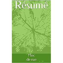 Résumé (Bonjour) (French Edition)