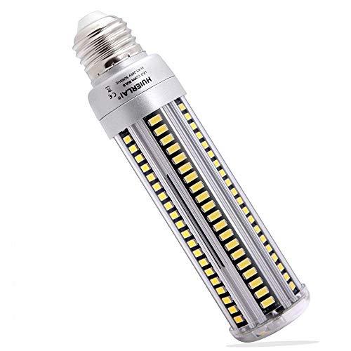 25W LED Light Bulbs E26 2500Lm 6500K Daylight White Led Corn Light Bulbs (Replacement 250 Watt Incandescent Bulb) for Indoor Outdoor Street Lamp Basement Garage Factory (25W 6500K)