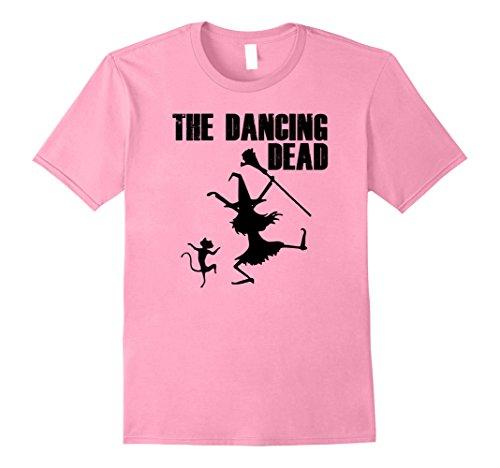 Mens The Dancing Dead Popular Halloween Costume Idea Small Pink