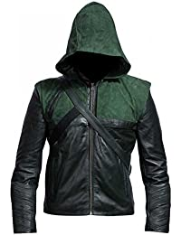 Superhero Costume Leather Jackets Collection