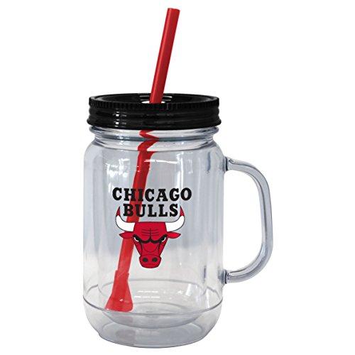 NBA Chicago Bulls Mega Mason Tumbler, 32-ounce - Chicago Bulls Tumbler