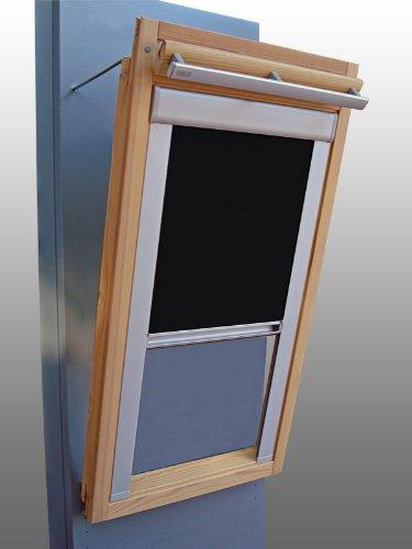 Verdunkelungsrollo Rollo für Velux Dachfenster DG-EP VL,VG,VX in gelb