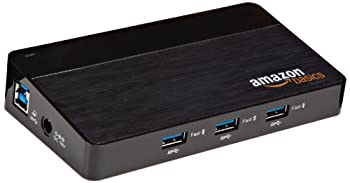Amazonbasics 10 Port Usb 3.0 Hub 0