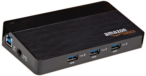 AmazonBasics Port USB 3 0 Hub