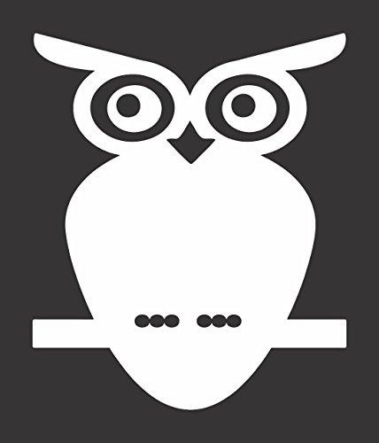 Barking Sand Designs Owl on Limb - Die