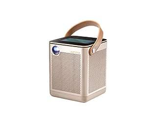 Aiptek Boom Box Dlp Projector, Bronze - P800