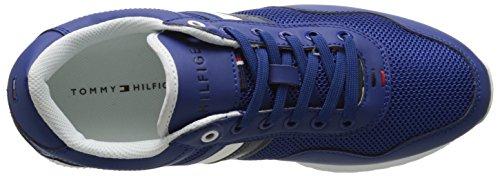 Tommy Hilfiger, Sneaker Uomo Blu Bleu