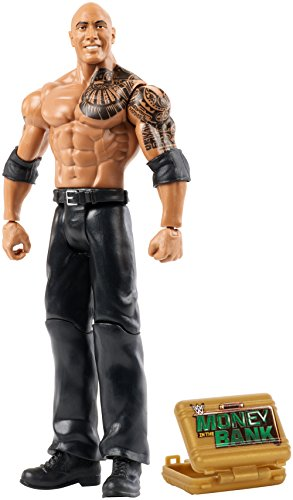 WWE Series # 78 the Rock Action Figure 41CyKTIs8AL