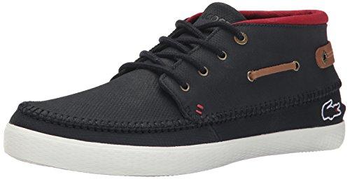 Lacoste Mens Meyssac 2 Fashion Sneaker Noir