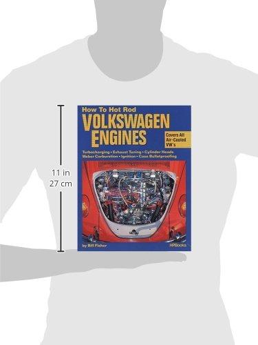 How To Hot Rod Volkswagen Engines Bill Fisher 9780912656038