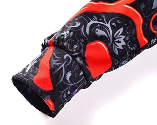Modello Novità A1457 Colori 3d Cappuccio fby Xl Con Stampa Graffiti Pullover Unisex Tcly Felpa Coulisse A qpRPSR