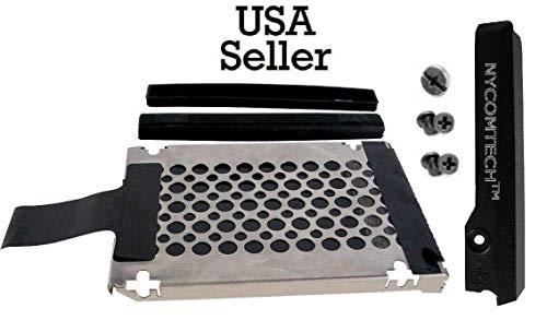 Focuslife HDD Hard Drive Caddy Cover Kit for IBM Lenovo Thinkpad T400 R400 Laptop