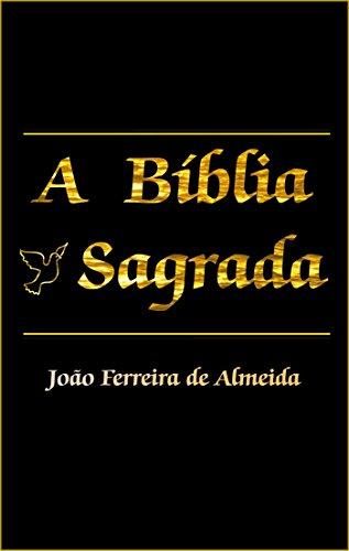 Bíblia Sagrada João Ferreira de Almeida - Corrigida e Atualizada