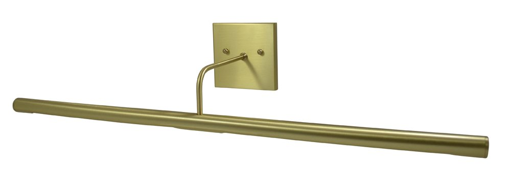 House of Troy DSLEDZ28-51 Direct Wire Slim-Line LED Picture Light, 28'', Satin Brass