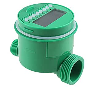 """AGPtek Brand New Home Water Timer Garden Irrigation Controller (Can Only Use on Standard Tap Or g3/4"""" Male Thread)"""