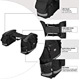 Motorcycle Saddle Bags, Middle-Sized Motorcycle
