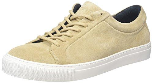 Suede camel Uomo Spartacus Avorio Shoe Outsole 38 Sneaker Royal White Republiq zaqzE