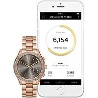 Michael Kors Access Hybrid Rose Gold Slim Runway Smartwatch MKT4005