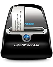 Save on Dymo LabelWriter 450 Label Maker, UK Version (3 Pin Plug),S0838810 , Black/Silver and more