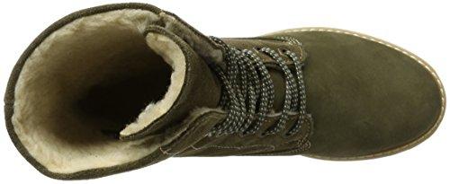 Tamaris Botas Mujer Verde Olive Militar 26443 para 8Bw78x