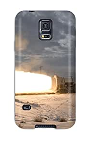 Slim Fit Tpu Protector Shock Absorbent Bumper Rocket Case For Galaxy S5