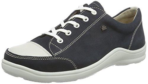 Troost Dame Soho Sneakers Blauw (marine / Jasmijn)