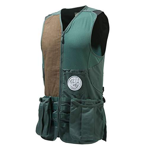 Beretta Men's Mole Shooting Vest, Green, Large