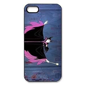 Sleeping Beauty Classic Lovely Cartoon Custom Hard Plastic Back Case Cover for iPhone 5 5S
