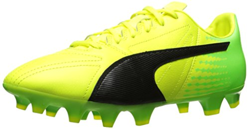 2 Gecko Shoe LTH Yellow Soccer green puma PUMA FG Mens Black Evospeed 17 Safety OtxwqqgfU