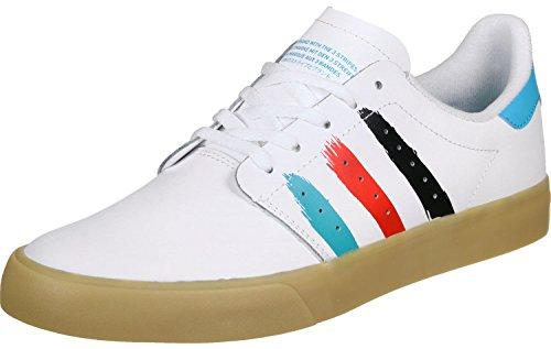 adidas Seeley Court White Blue Energy White