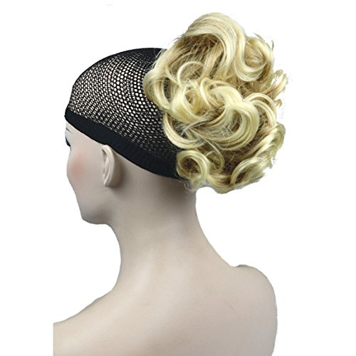 Lydell Ponytail Extension Synthetic Hair Piece product image