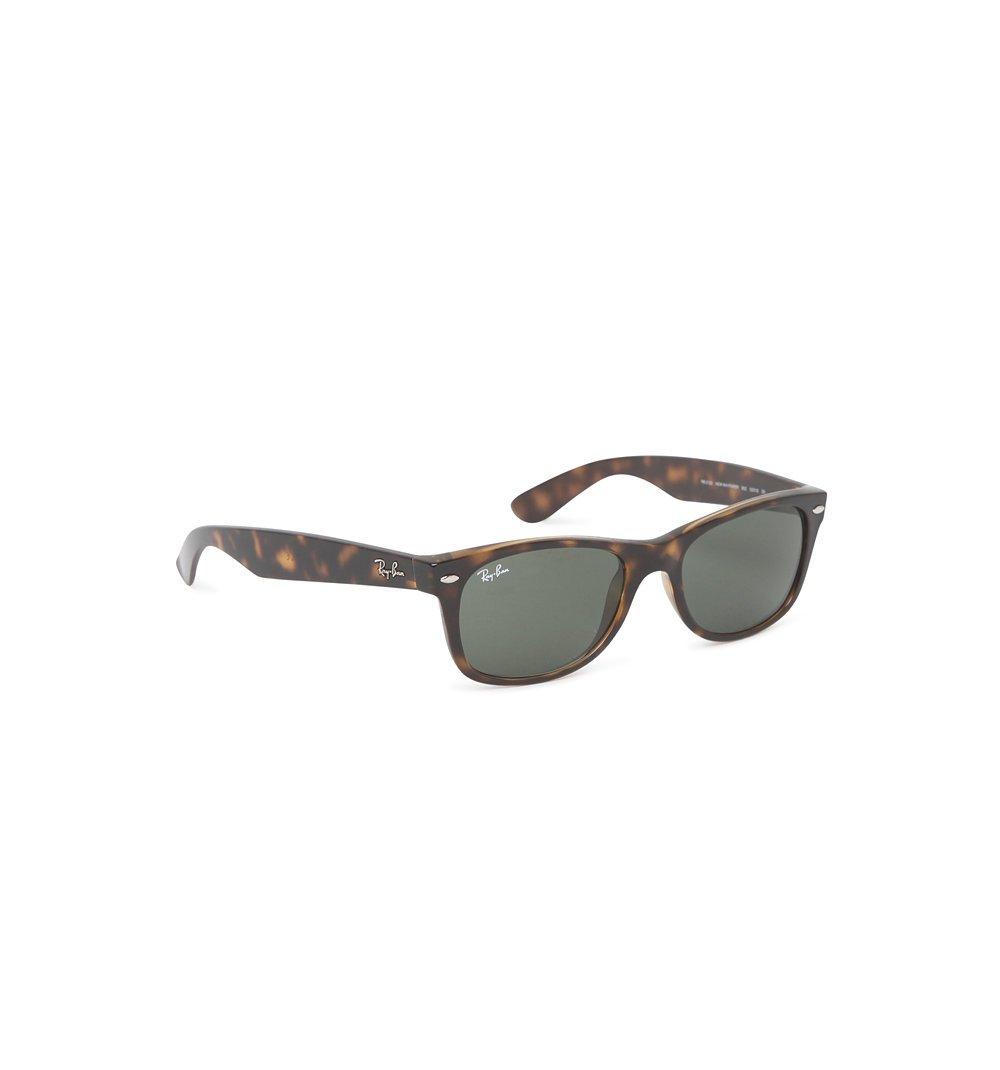 326eedd7fa0 Ray-Ban RB2132 New Wayfarer Sunglasses 52 mm Black (902)